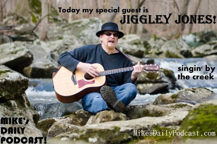 MIKEs+DAILY+PODCAST+3+13+2013+Jiggley+Jones+Guitar+Creek