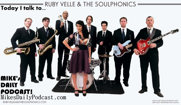 MIKEs+DAILY+PODCAST+5+12+2013+Ruby+Velle+26+the+Soulphonics+Interview