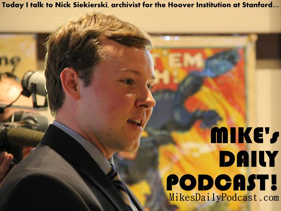MIKEs-DAILY-PODCAST-11-12-2013-Nick-Siekierski-Hoover-Institution-Stanford-University