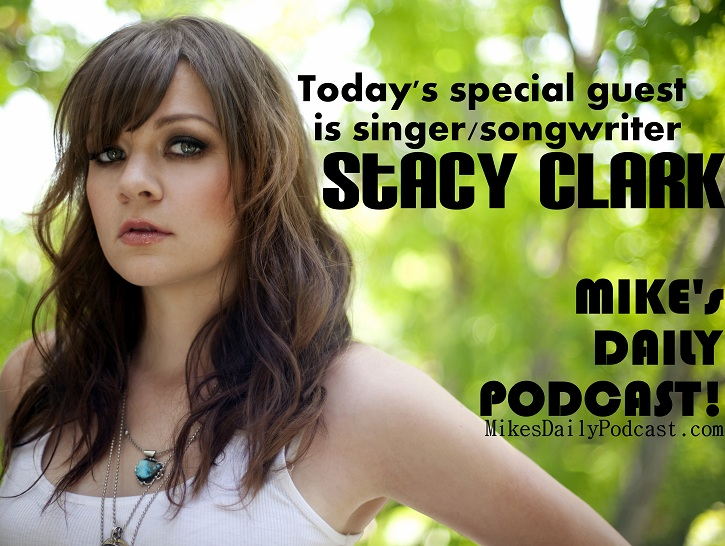 MIKEs DAILY PODCAST 1 10 2013 Stacy Clark