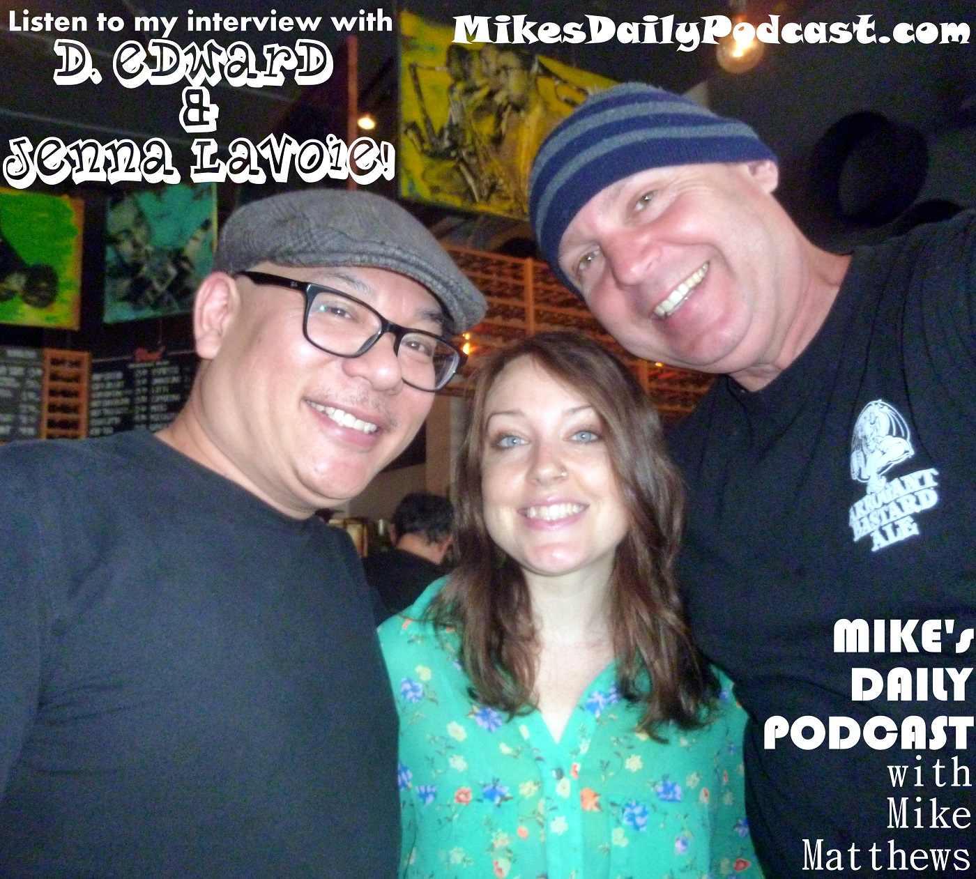 MIKEs DAILY PODCAST 3-10-15 D Edward Jenna Lavoie Show Me