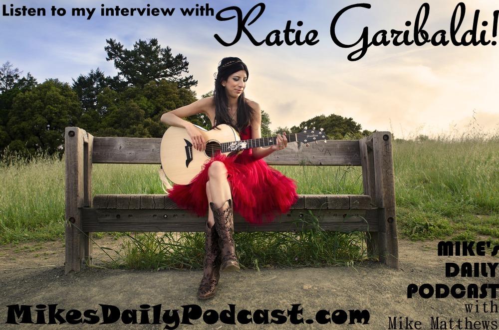 MIKEs DAILY PODCAST 3-31-15 Katie Garibaldi