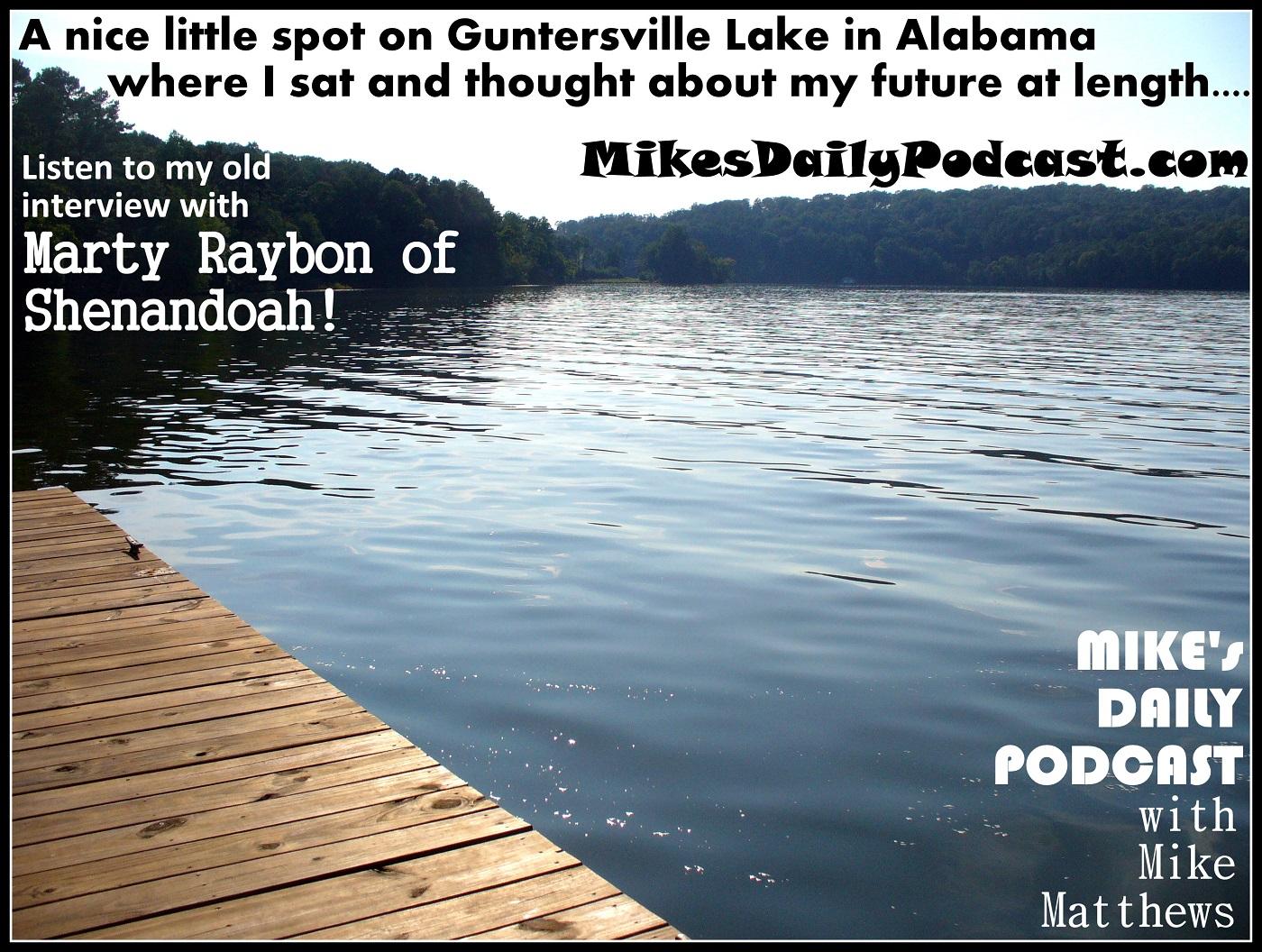 MIKEs DAILY PODCAST 7-16-15 Guntersville Lake Alabama