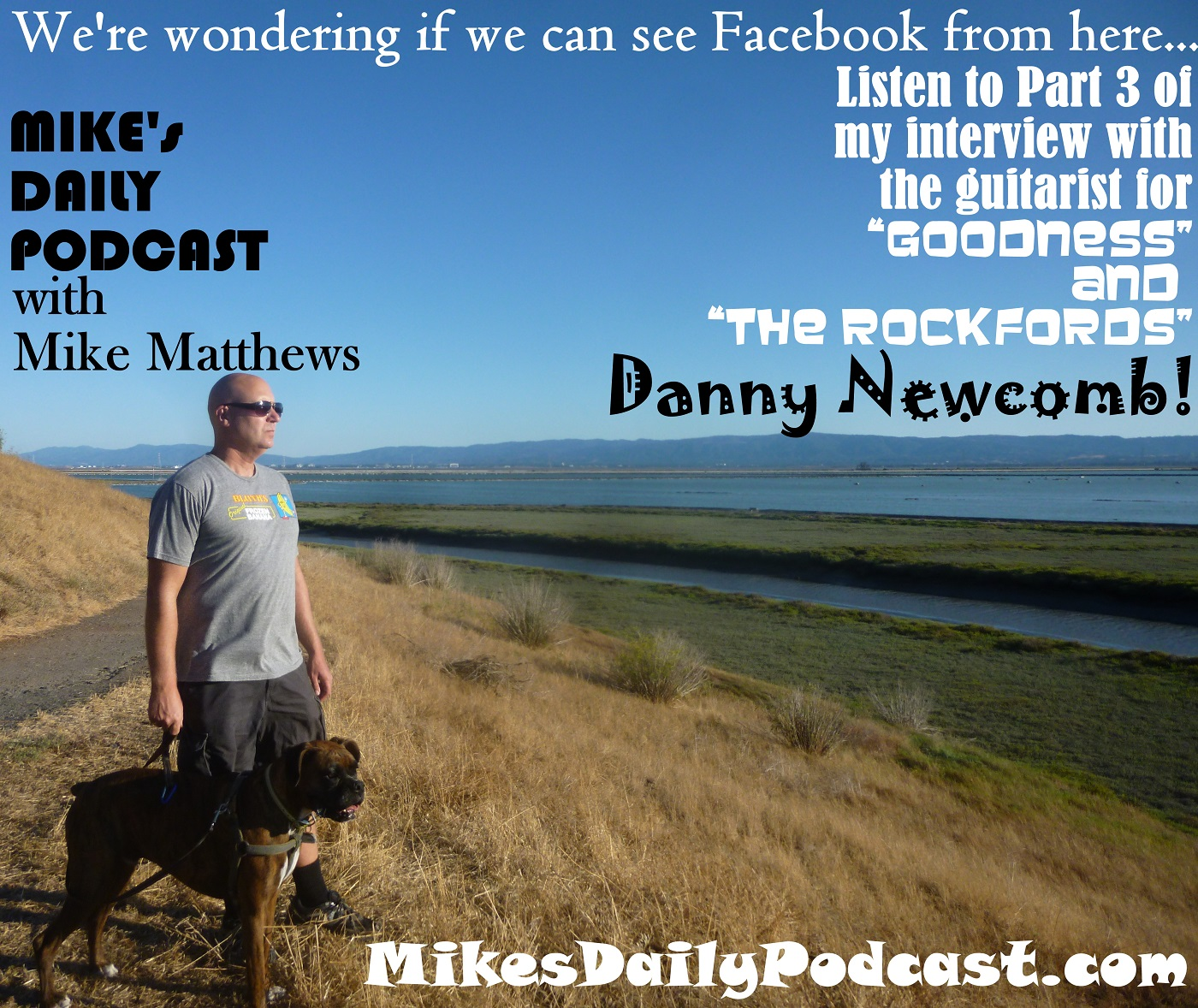 MIKEs DAILY PODCAST 922  Jarvis Landing Danny Newcomb