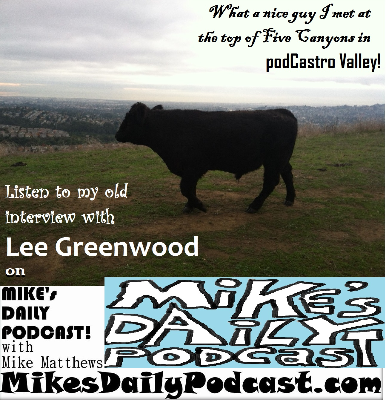 Interviews G through L – MIKE's DAILY PODCAST