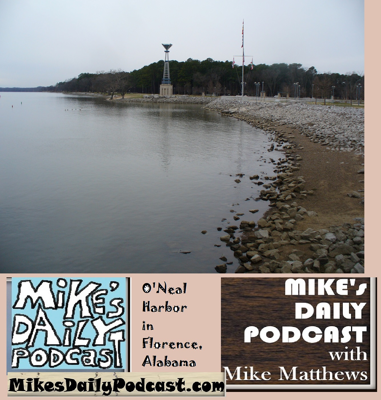 MIKEs DAILY PODCAST 1073 O Neal Harbor Florence Alabama
