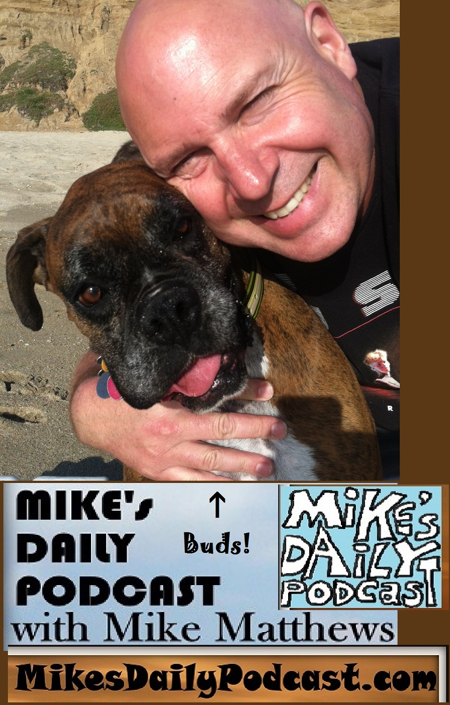 MIKEs DAILY PODCAST 1102 Half Moon Bay boxer
