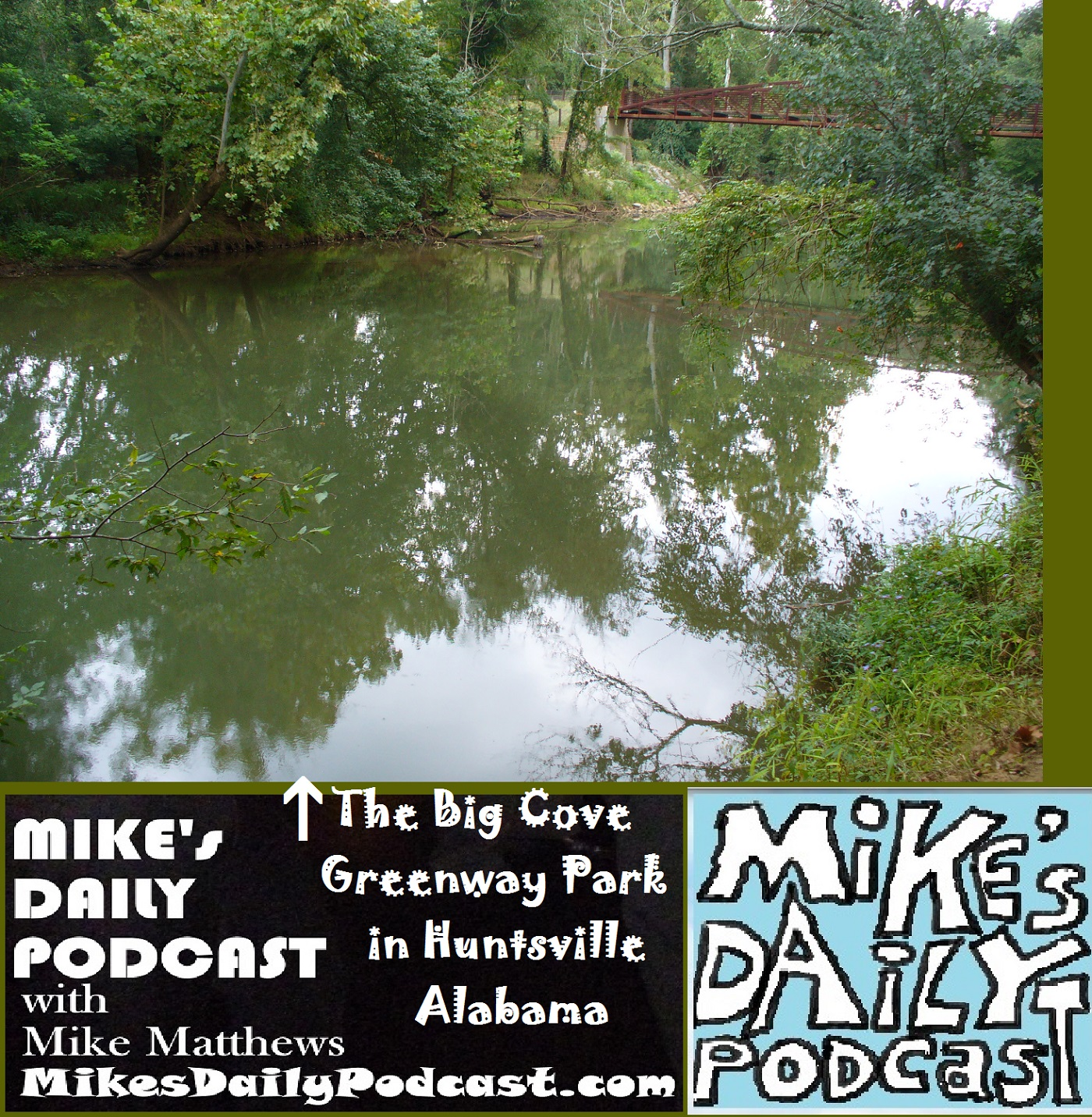 mikes-daily-podcast-1198-big-cove-greenway-huntsville-al