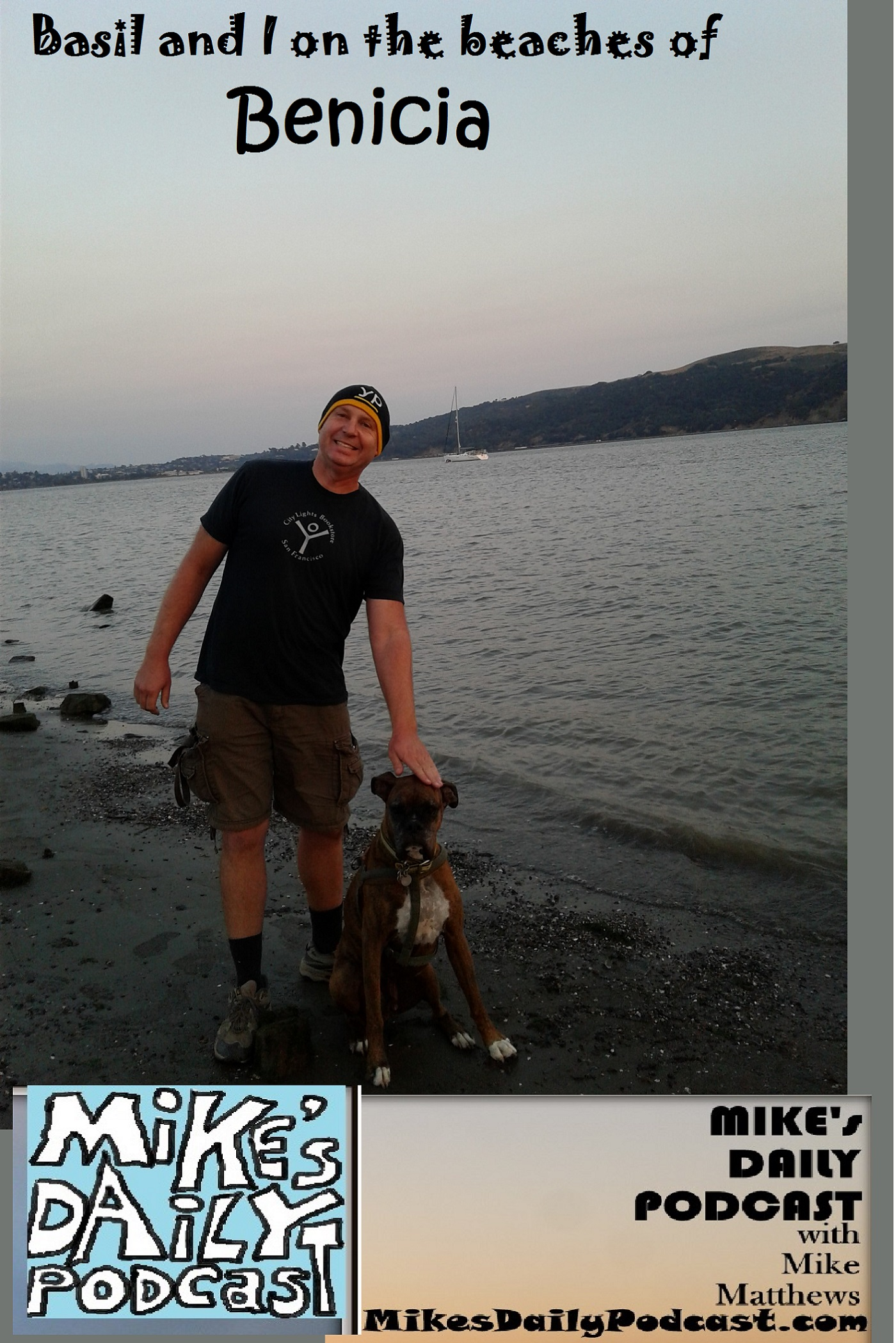 mikes-daily-podcast-1199-downtown-benicia-beach